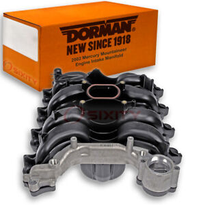 Dorman Upper Intake Manifold For Mercury Mountaineer 2002 4 6l V8 Engine Of