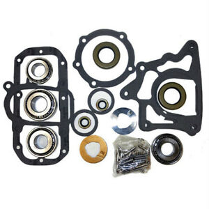 Transfer Case Bearing And Seal Overhaul Kit Ztbk20f Fits 1973 Ford Bronco