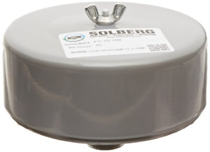 Solberg Fs 15 100 Inlet Compressor Air Filter Silencer 1 Mpt Outlet 4 6 35