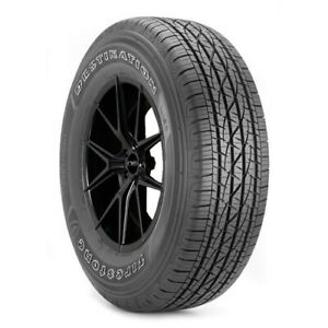 2 p265 70r16 Firestone Destination Le2 111t B 4 Ply Owl Tires