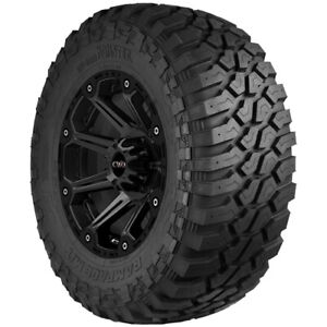 4 35x12 50r20 Off road Monster Rampage M t 121q E 10 Ply Tires