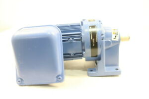 Sumitomo Cnhms05 6085 b 29 Gearmotor 60 3rpm 3ph 1 2hp 3 4in 480v ac