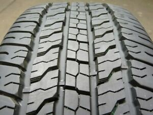 Goodyear Wrangler Fortitude Ht 265 70r16 112t Used Tire 11 12 32