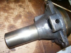 Vintage Fordson Major Diesel Tractor throw Out Bearing Support Tube 1954