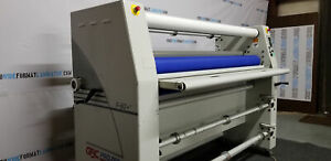 Gbc Protech Falcon 60 Dual Heat Roll Laminator Laminates Media Up To 61 Wide