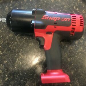 Snap on Ct8850 18 Volt 1 2 Drive Lithium ion Cordless Impact Wrench tool Only