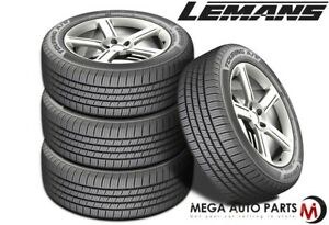 4 Lemans Touring As Ii 215 60r16 95h All Season Traction Performance A S Tires
