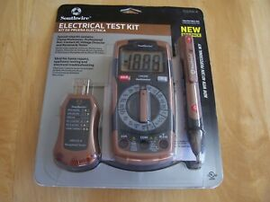 Southwire 10035k a Electrical Test Kit