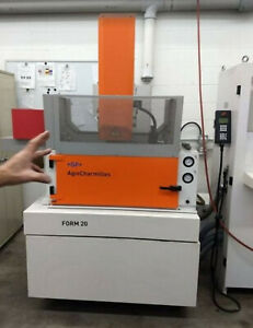 Agie Charmilles Form 20 Cnc With 4 Position Atc Beautiful c axis 2010 Model