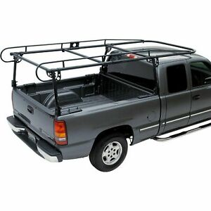 1000lb Adjustable Full Size Pickup Truck Bed Rack Utility Ladder Rack Lumber