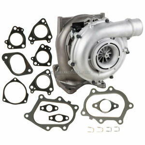 For Chevy Silverado Kodiak Gmc Sierra Turbo Kit W Turbocharger Gaskets