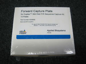 Forward Capture Plate 4308083 For Abi Prism 3700 Duplex 384 F r Capture 4308082