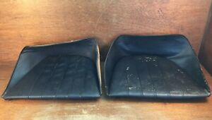 Porsche 911 912 65 66 Early Rear Seat Bottoms
