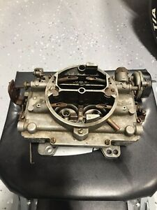 Carter Carburetor Afb 4 Barrel