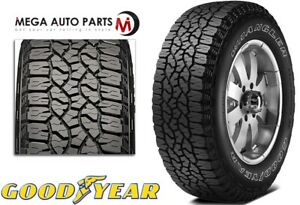 1 Goodyear Wrangler Trailrunner At Lt285 70r17 121r Owl 55k Mi All Terrain Tires