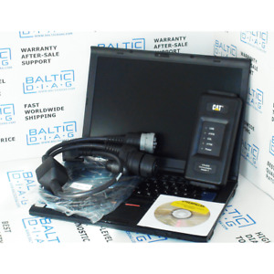 Oem Caterpillar 2019 Diagnostic Solution laptop Incl