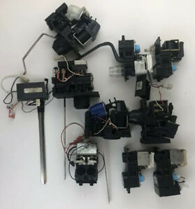 Lot Of 9 Soda Fountain Dispensers For Pepsi Coke Flomatic Wilshire For Parts