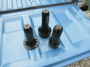 New Lot Of 3 Genuine Gm Kent Moore 4t40e Transmission Seal Installer Tools