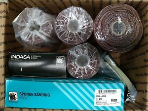 Indasa Brand Assorted Box Bundle Lot over 200 Value