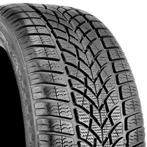 Dunlop Sp Winter Sport 4d Rof 225 45r17 91h Used Tire 10 11 32
