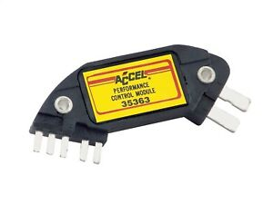 Accel 35363 High Performance Ignition Module For Gm Hei 7 Pin