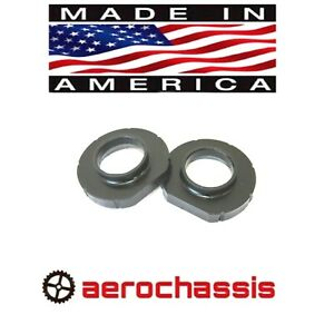 Grand Cherokee 1993 1998 Zj Lift Kit 1 Poly Coil Spring Spacers 4wd 2wd Black