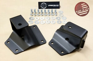 Sale Sr Chevy Lowering Kit 2 Rear Axle Drop Hanger 99 06 Gmc 1500 Pickup Truck