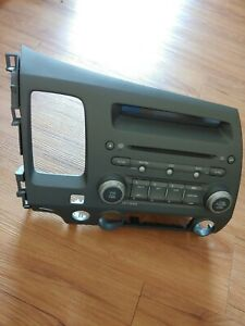 2006 2010 Honda Civic Cd Player Radio Am Fm Mp3 Receiver Oem