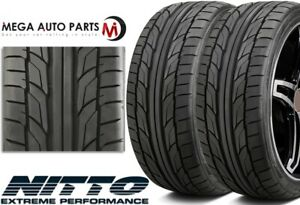 2 Nitto Nt555 G2 265 35zr20 99w Xl Ultra high Performance Summer Uhp Tires
