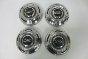 1967 1972 Ford Truck Dog Dish 12 Hubcaps Pickup 3 4 1 Ton F250 F350 16 Wheels