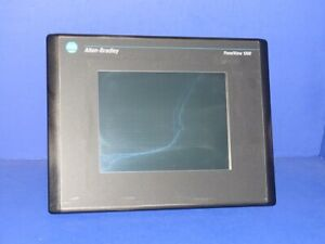 Allen Bradley Panelview 2711 t10c20 Series E Panelview 1000 Great Condition