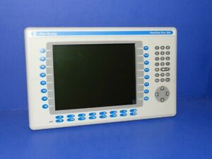 Allen Bradley Panelview Plus 1000 2711p rdk10c b Display Only Great Condition