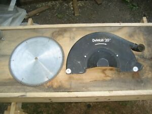 Dewalt Circular Saw Blade For Table Saw 19 3 4 Diameter Made In Sweden