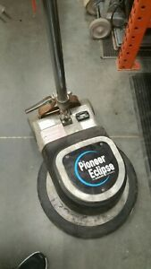 Clarke Fm 1700 17 Floor Polisher Scrubber Sander Buffer Cleaning Machine