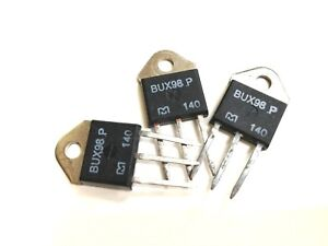 Bux98p High Voltage Npn Power Transistor Lot Of 2