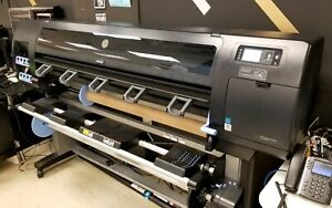 Hp Designjet Z6800 60 inch Production Printer For Graphics