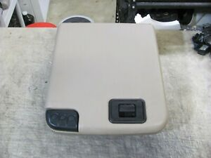 Ford Pickup Truck Front Center Console Oem F150 F250 F350