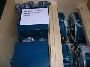 New 17kw Mecc Alte Ac Single Phase Generator Head End Sae 4 7 5 1800 Rpm