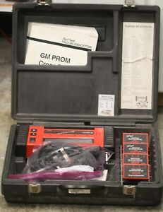 Snap on mt2500 Scanner Kit W cartridges Cables Adapters Manuals And Keys