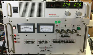 Sorensen Xfr 20 130 Variable Dc Power Supply 0 20v 0 130a 2600w Load Tested
