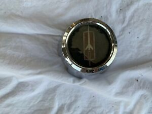 Oldsmobile Rally Wheel Center Chrome Snap On Style One Cap