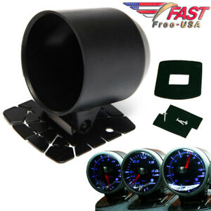 Universal Gauge Pod Swivel Mount Holder Fits 52mm 2 Defi Fast Usa Shipping