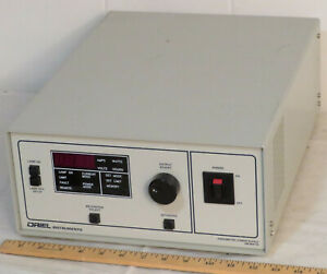 Oriel 300w Radiometric Power Supply 68931 For Qth And Ir Light Sources