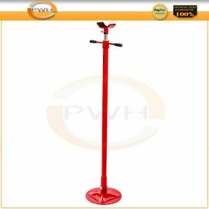 10 Ton Under Hoist Auto Car Vehicle Support Stand Safety Jack Kit Tools Red