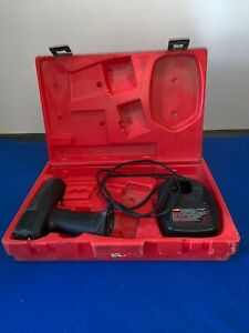 Snap On Ct30 Impact Gun Cordless Ct30qc Charger Case No Battery