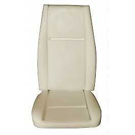 1971 1972 1973 Ford Mustang High back Standard deluxe Or Mach 1 Seat Foam 64056