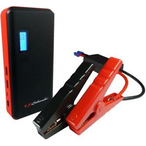 Lithium Ion Battery Charger With Jump Starter