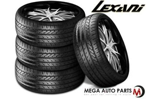 4 X Lexani Lx Twenty 235 40r19 96w Xl Ultra High Performance Uhp Tires