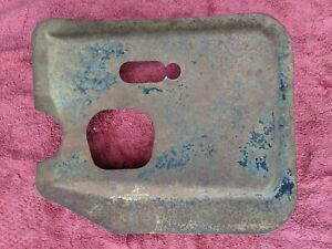 1935 1936 1937 1938 1939 Ford Pickup Truck Floor Pan Transmission Cover Original