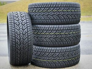 4 New Fullway Hs266 305 30r26 109v Xl A s Performance Tires